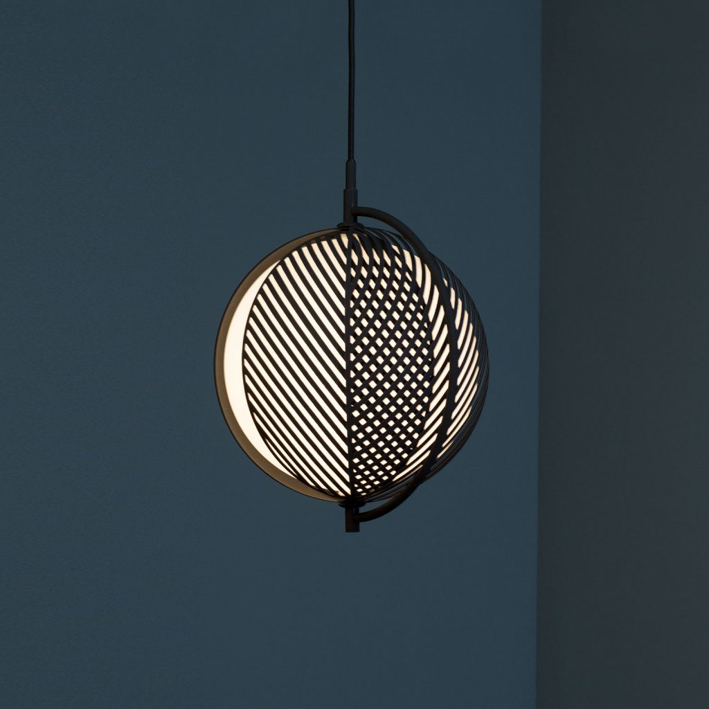 Mondo, pendant lamp, Oblure, Antonio Facco