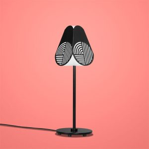 Notic table lamp by Notchi Architects for Oblure