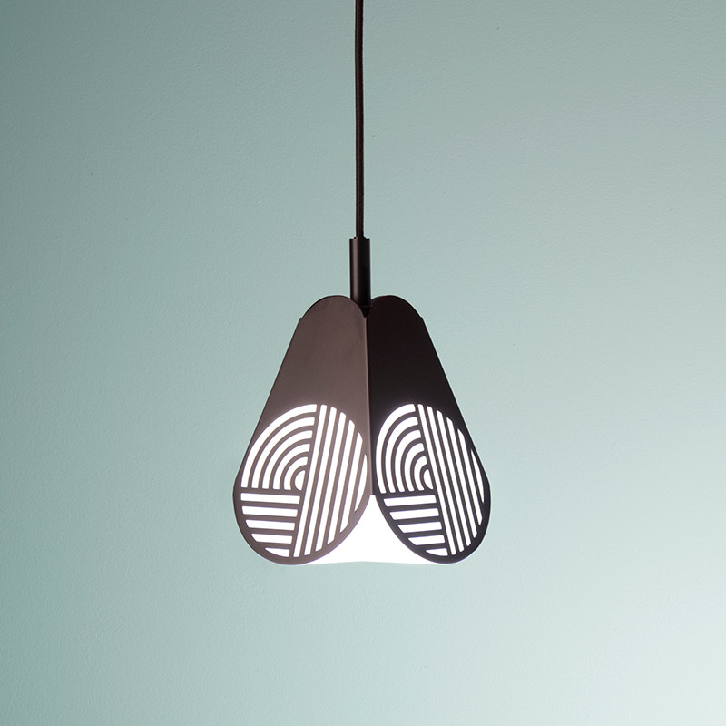 Notic pendant lamp by Notchi Architects for Oblure